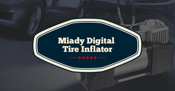 miady digital tire inflator