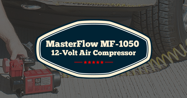 masterflow mf-1050 12-volt air compressor
