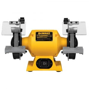 dewalt dw756 6-inch bench grinder reviews