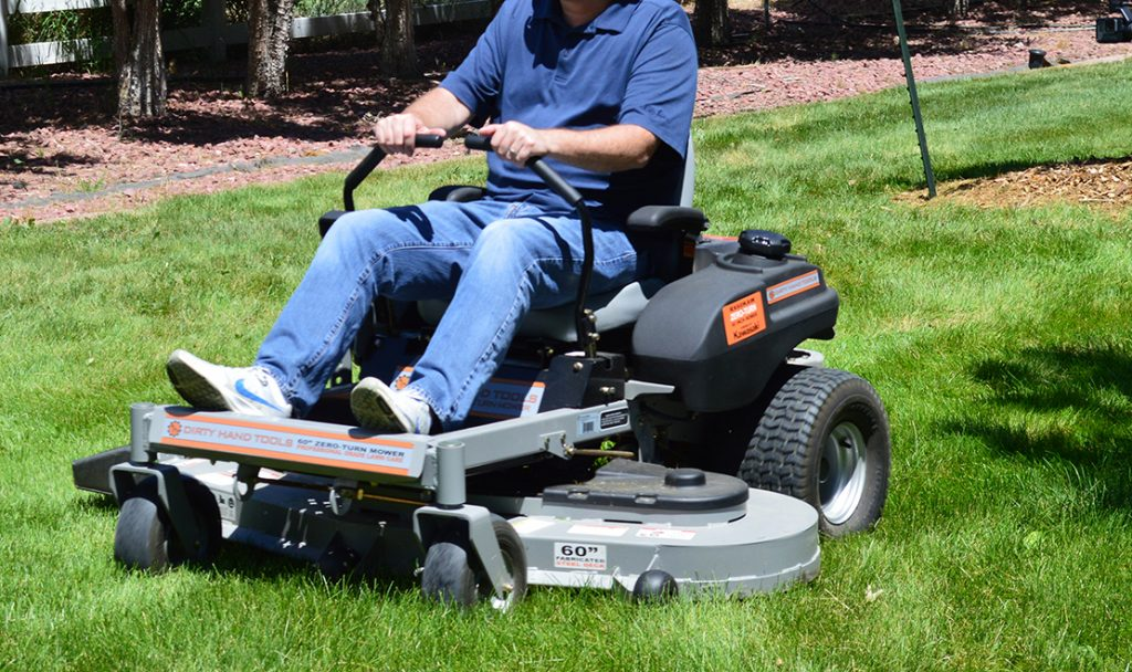 best dirty hand tools mower reviews