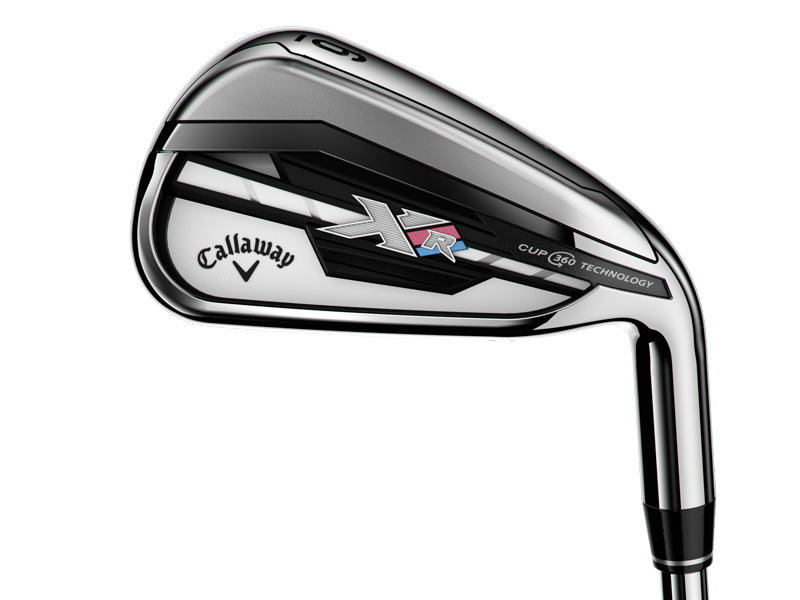 Callaway XR golf iron for handicap