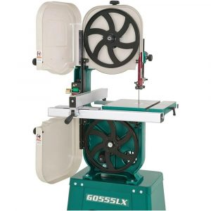 Grizzly  G0555LX  Deluxe  Bandsaw 14