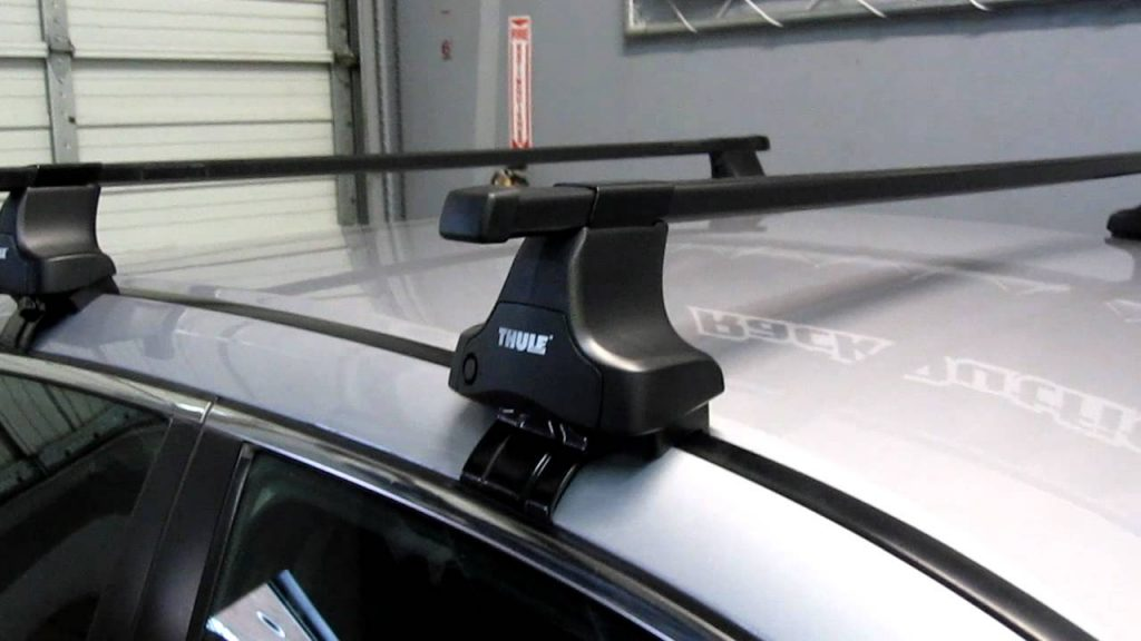 kayak roof rack for cars without rail