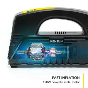 150w powerful motor fast inflation