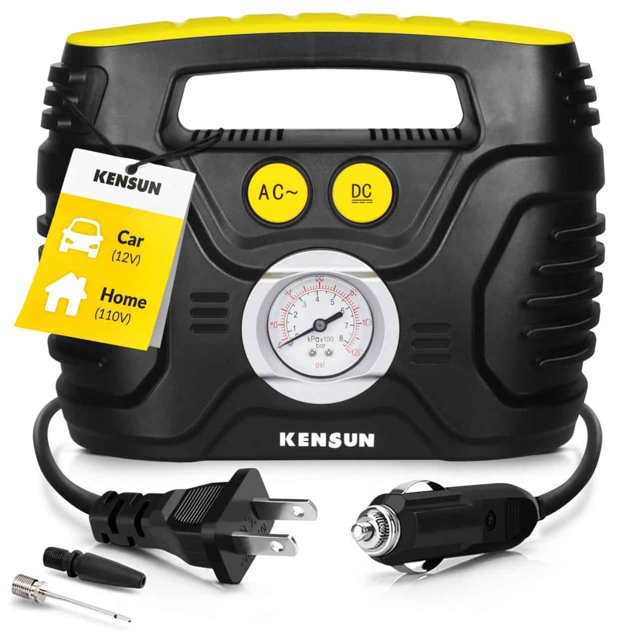 superflow 12v hd air compressor, Kensun Air Compressor – Best Review Guides 2020